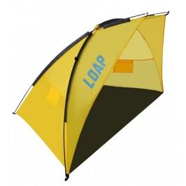 Loap namiot plażowy Beach Shade M Yellow