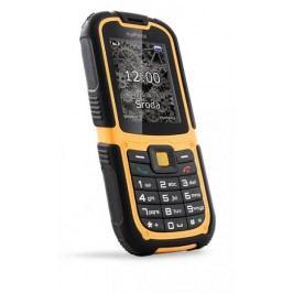 myPhone telefon komórkowy HAMMER 2, pomarańczowy