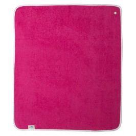 Luma Zestaw ręcznik i myjka, Magenta pink