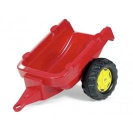 Rolly Toys Rolly Toys Przyczepa Farm Czerwona