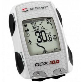 Sigma ROX 10.0 GPS Basic white