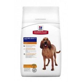 Hill's sucha karma dla psa Science Plan Mature Adult Light Chicken - 12kg