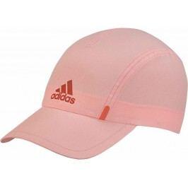 Adidas czapka z daszkiem Run Clmlt Cap Haze Coral /Tech Rust Met./Tech Rust Met. Osfw
