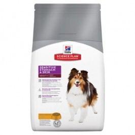 Hill's sucha karma dla psa SP Adult Sensitive Skin  - 12kg