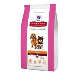 Hill's sucha karma dla psa SP Adult Light Small&Miniature  1,5kg