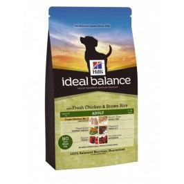 Hill's sucha karma dla psa Ideal Balance Canine Adult, 2 kg