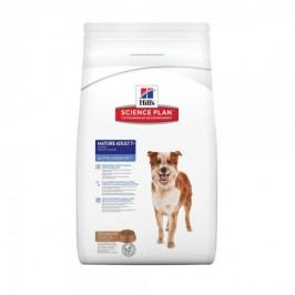 Hill's sucha karma dla psa SP Mature Adult Lamb & Rice 12 kg