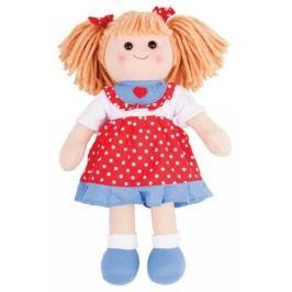 Bigjigs Toys Szmaciana lalka Emily 35 cm
