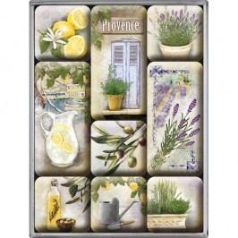Postershop Zestaw magnesów Provence