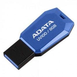 A-Data UV100 8GB, USB 2.0 DashDrive, niebieski