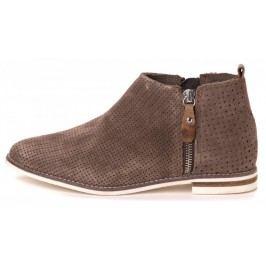 Klondike buty za kostkę damskie 37 brązowy