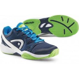Head Nitro Junior Navy/Neon Green 33,0
