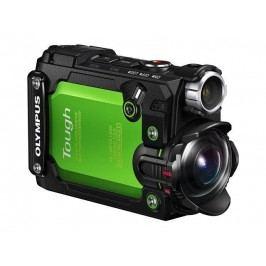 Olympus kamera sportowa TG-Tracker, zielony