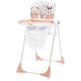 ZOPA Krzesełko do karmienia MONTI, Animal Beige
