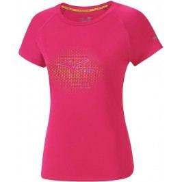 Mizuno koszulka sportowa Core Graphic Tee Diva Pink XL