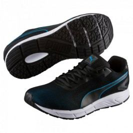 Puma buty Engine Black-Blue Danube 43
