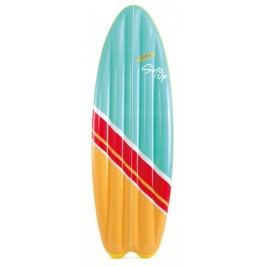 Intex Materac dmuchany surfboard 178 x 69 cm