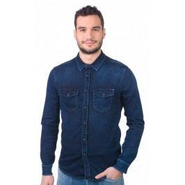 Pepe Jeans koszula męska Jepson L niebieski