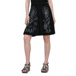 Desigual spódnica damska Lola XS czarny