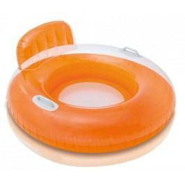 Intex Fotel - koło, pomarańczowy