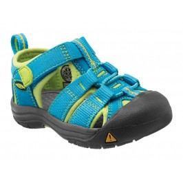 KEEN Sandały Newport H2 Infant Haw Blue/ Green Glow 6