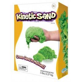 Montessori Kinetyczny piasek 2,3 kg - zielony