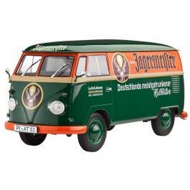 REVELL ModelKit VW T1 Transporter (Kastenwagen)