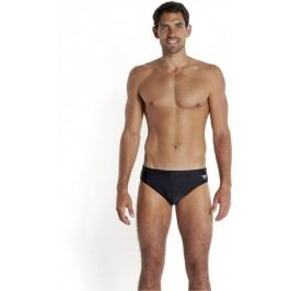 Speedo Essential Logo 6.5cm Brief Black