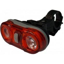 Olpran lampka tylna 2 LED black