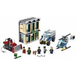 LEGO® City 60140 Włamanie buldożerem