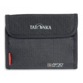 Tatonka Portfel Euro Wallet RFID B black