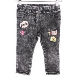 Primigi jeansy dziewczęce 86 czarny