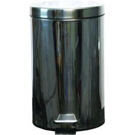FAVE Kosz na śmieci ze stali nierdzewnej 20 l