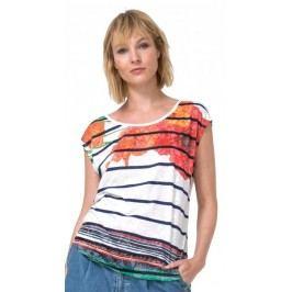 Desigual T-shirt damski Macarena M wielokolorowy
