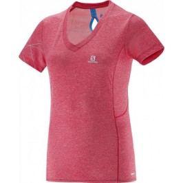 Salomon koszulka z krótkim rękawem Park Ss Tee W Lotus Pink M