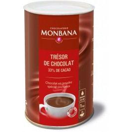 Monbana gorąca czekolada Tresor 1 kg
