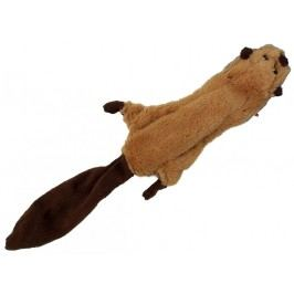 Dog Fantasy Zabawka dla psa Skinneeez Bóbr, 35 cm