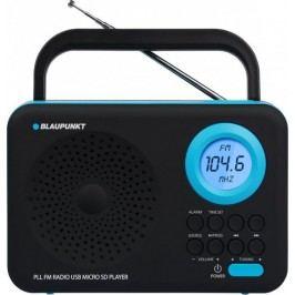 BLAUPUNKT radio PP12, czarny