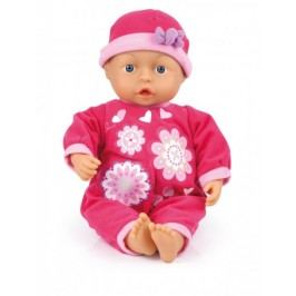 Bayer Design Lalka First words baby 33 cm, różowa