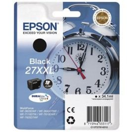 Epson tusz Singlepack Black 27 XXL DURABrite Ultra