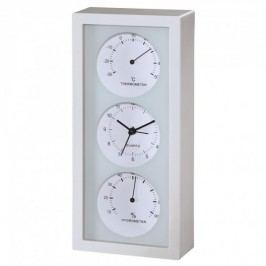 HAMA termometr/ higrometr TH35-A - biały