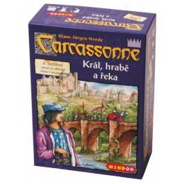 Mindok Carcassonne 6. - Hrabia, król i rzeka