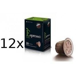 Vergnano Kapsułki z kawą Lungo Intenso, 12 opakowań