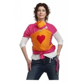 ByKay Design chusta do noszenia dziecka, pomarańczowa, M