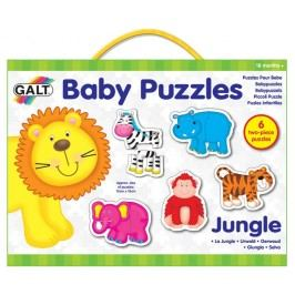Galt Puzzle dziecięce – Dżungla