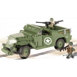 Cobi Small Army II WW M3 Scout Car