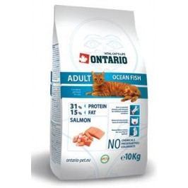 Ontario sucha karma dla kota Adult Ocean Fish - 10 kg