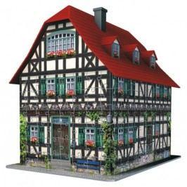 Ravensburger Średniowieczny dom 3D