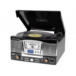 Trevi gramofon TT 1065 E, czarny