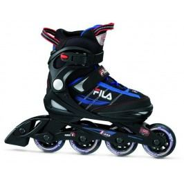 FILA rolki J-One Black/Blue/Red S32